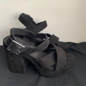 COPY - H&M platform sandals